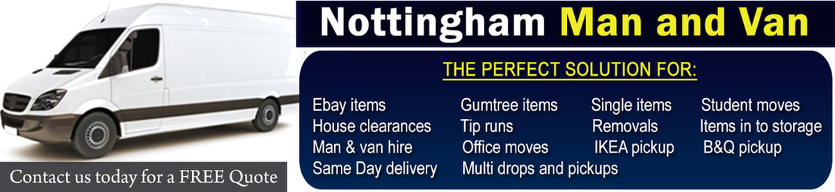 Nottingham Man and Van Removals Company